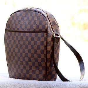Louis Vuitton Bags - Louis Vuitton Ipanema GM Damier Ebene Shoulder Bag
